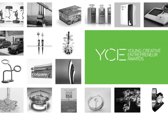 Winner – Young Creative Entrepreneur Award YCE, UK 2011