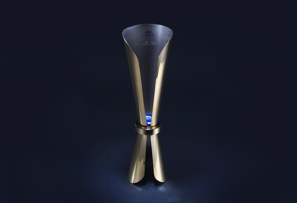 TATA business excellence Trophy 1