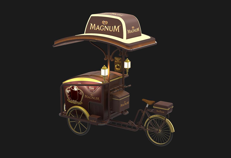 Magnum trike 3