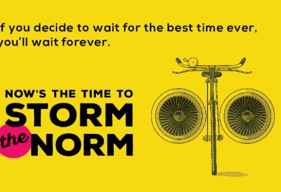 Storm the Norm – Design Story