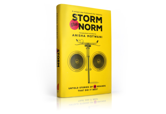 <h2>Storm the Norm<h2>