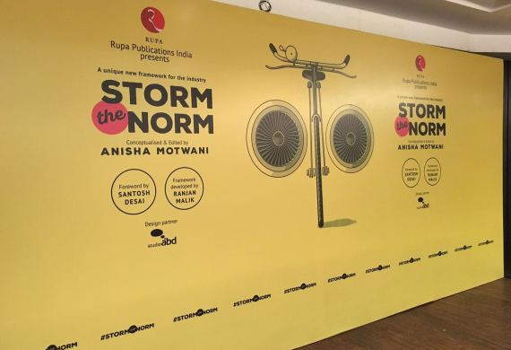 Storm the Norm – The highly anticipated Book Launch