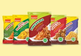 <h2>Eastern Snacks Packaging<h2>