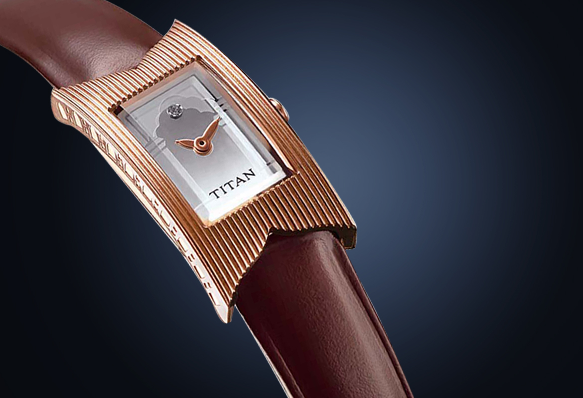 Titan heritage watch2
