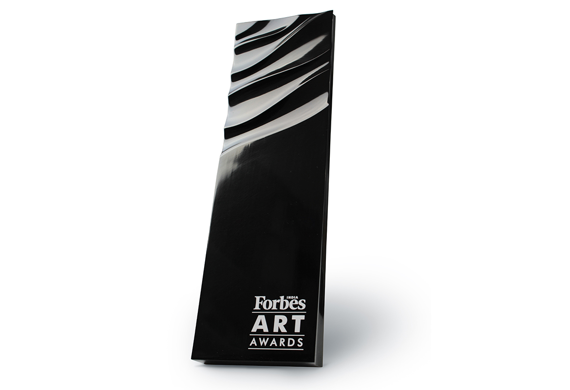 Forbes India Art Trophy4