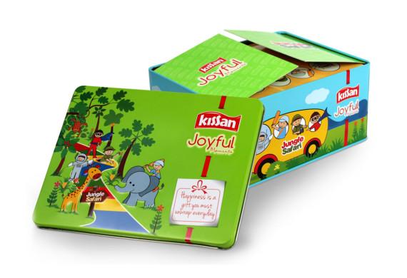 <h2>Gift Packaging for Kissan Jam</h2>