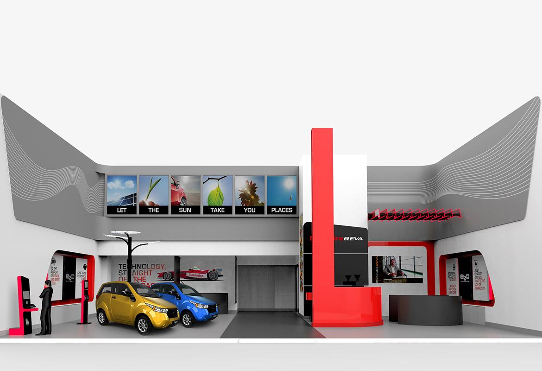 Reva showroom3