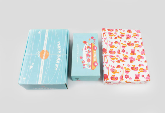<h2>Unamia packaging<h2>
