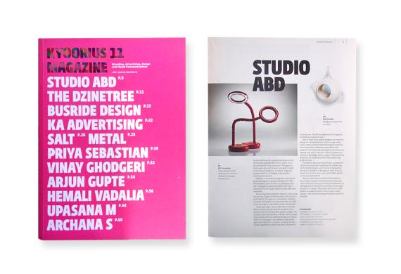 Kyoorius Magazine 2011